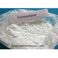 Buy cheap CAS 566-48-3 Anti Estrogen Steroids 99% Formestane Lentaron Powder Treating Breast Cancer from wholesalers