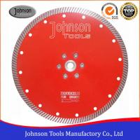 Cheap Diamond Stone Cutting Blades For Hand Held Saw 2.6mm Segment Thickness  wholesale