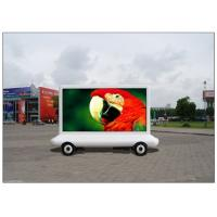 Cheap 8000nits Brightness Truck Advertising Taxi LED Display 10000 pixels with Multimedia Control System wholesale