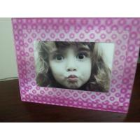 Cheap PLASTIC LENTICULAR fly eye 3d photo frames 360 dot lenticular lens sheet printing for home decorations wholesale