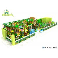 Cheap Pre - School Colorful Kids Inside Playground Fun Place 15.86 * 7.32  * 8M wholesale