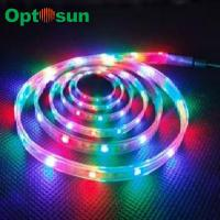 Cheap 5v RGB 2812B IC Inset Magic SMD 5050 Led Strip Light 14.4w IP20 wholesale
