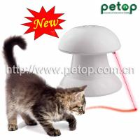 China 2014 Christmas Single Laser Active Pet Cat Toys on sale