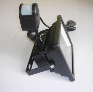 Cheap 20w LED Motion sensor flood light 3 years warranty DC12/24V wholesale
