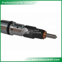 Cheap Foton Truck Diesel Engine parts Cummins ISF3.8 Common Rail Injector Fuel Injector 5283275 0445120134 wholesale