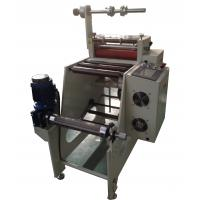 Cheap Adhesive Tape and PVC Film Lamination Cutting Machine with Conveyor belt wholesale