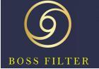 China BOSS excavator filter manufacturer