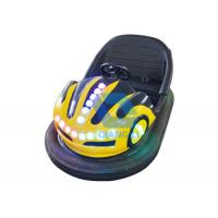 Cheap Amusement Park Electric Bumper Cars , Battery Operated Bumper Cars For Kids wholesale