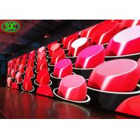 Buy cheap High Resolution Stage LED Screens 500*500 Video Panel P3.91 Full Color Indoor 16 from wholesalers