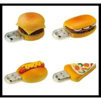 Cheap Christmas Gift!OEM Food Shape memory disk PVC Usb Flash Drive with best price wholesale
