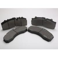 Cheap Truck Brake Pad , Automobile Bus Brake Pads With Black Color wholesale