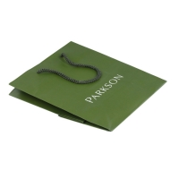 Buy cheap Odorless Biodegradable Paper Gift Bags With Twisted Handles from wholesalers