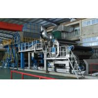 Cheap Toilet Paper Machinery Crescent Former Tissue Paper Machine for Making Machine wholesale