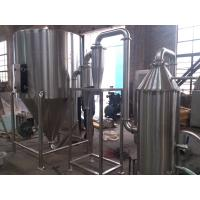 Aseptic Contract Manufacturing Spray Dryer Machine Power Off Thermal Protection