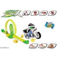 Cheap Exciting Mini Motorcycle Kids Toy Race Track , Children's Race Track Playset wholesale