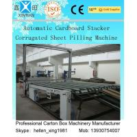 Buy cheap Electric Stacker Carton Packing from wholesalers