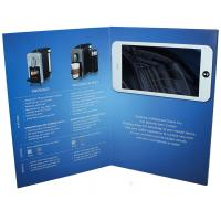 Cheap SZ Video Greeting Card Custom TFT LCD Screen Magnet Switch Touch Buttons wholesale