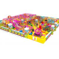 Cheap Colorful Theme Kids Indoor Playground For Shopping Mall 1680 * 1000 * 350cm wholesale