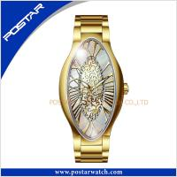 China PSD-2222L Latest Desgin of Stainless Steel Ladies Watch with IP Rose Golden Plating on sale
