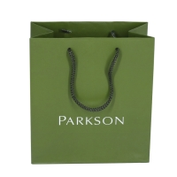 Cheap Odorless Biodegradable Paper Gift Bags With Twisted Handles wholesale
