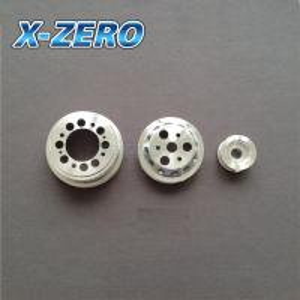 Lightweight Mazda Rx8 Pulley Kit , Billet Aluminium Rx8 Performance Parts