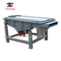 China Carbon Steel Material Linear Vibrating Screen For Tea Leaves Sieving on sale