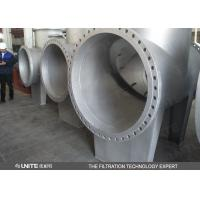 Buy cheap Industrial T type basket strainer used for pipeline from wholesalers
