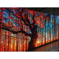 Cheap p1.5 Small RGB HD indoor advertising screens with Aluminum alloy Material , 1,200Hz wholesale