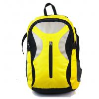 Cheap Yellow Women'S Computer Backpack / Womens Laptop Backpacks For Hiking wholesale