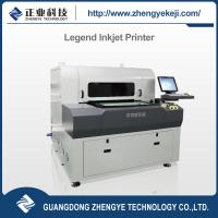 Cheap High Definition PCB Testing Equipment / Printed Circuit Board Inkjet Legend Printing Machine wholesale