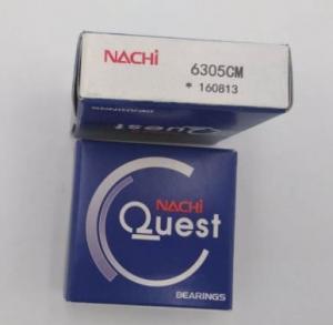 Cheap NACHI Ball Bearing 6305CM Deep Groove Ball Bearing 6305CM Made In Japan wholesale