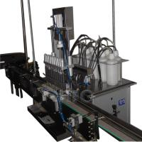 Cheap Semi - Automatic Can Filling Machine Production Line For Packing Granule wholesale