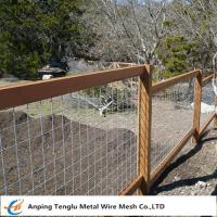 Cheap Welded Wire Fences| Galvanized or Stainless Steel Rolled Wire Fencing for Building wholesale
