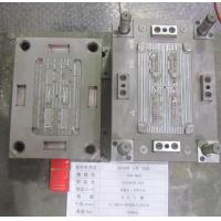 Two Shot Plastic Injection Moulded Display Stand Components , Multi Cavity Injection Molding