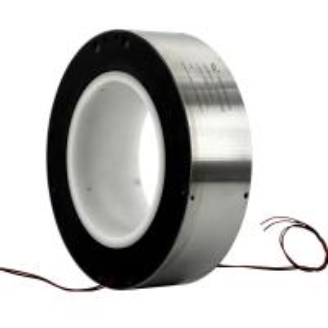 Cheap 2 Circuits Through Bore Slip Ring Transmitting Power and Digital Signal in 380VAC wholesale