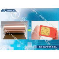 Cheap Electro - Deposited PCB Copper Foil Sheet For FPC And FCCL Fine Circuit Application wholesale