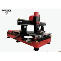 Cheap Industrial CNC Router Table 18 Degrees Tilting ATC Spindle Type For Wood / Foam Mold wholesale