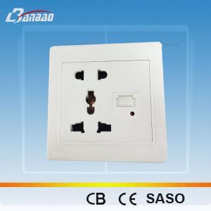 LK4038 wall socket with USB