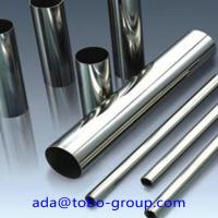 Cheap UNS32750 Alloy 32750 Duplex Stainless Steel Pipe OD3 - 200mm WT0.5 - 12 mm wholesale