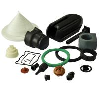 Cheap Waterproof Molded Rubber Parts / Rubber Components for Industrial Equipment and Household wholesale