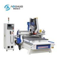 Cheap Vacuum Table 3d 1325 Cnc Wood Carving Router Machine With DSP Control System wholesale
