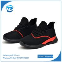 Cheap new design shoes men light weight casual sports shoes casual athletic shoes wholesale