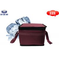 Cheap Thermal Insulation Cold Chain Packaging Cooler Bag 0.9L For Travel Insulated Food Bags wholesale