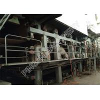 Buy cheap Single Floor Layout Kraft Packing Paper Making Machine Digital Control OCC Pulp from wholesalers