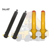Cheap Single Acting Hollow Plunger Hydraulic Cylinder Telescopic Multistage for Dump Truck wholesale