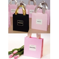 Cheap Gift paper bag - customized by wholesale
