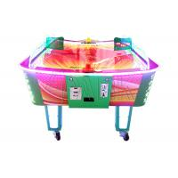 China Colorful Amusement Game Machines Professional Air Hockey Table With Table Tennis on sale