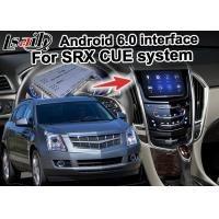 Cheap Cadillac SRX CUE car video interface mirror link Car Multimedia Navigation System wholesale