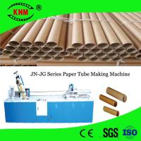 Buy cheap automatic spiral tube making machine for toilet paper core winding machine from wholesalers