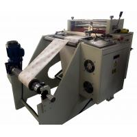 Cheap Automatic Roll to Sheet Cross Cutting Machine for plastic film/paper/rubber/gasket material wholesale